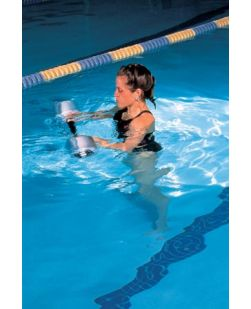 Instructional Swim Bar with Padded Grip, Aquatic Products Supplied Individually, 4 ea/cs (040090)