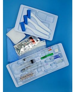 Basic Pain Tray Plus, 10/cs