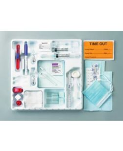 Biopsy Tray, No Biopsy Needle, Sterile, 10/cs
