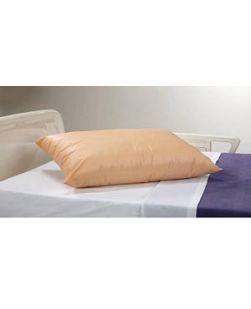 Pillow, Peach, 19 x 25, Medium Loft, 12/cs