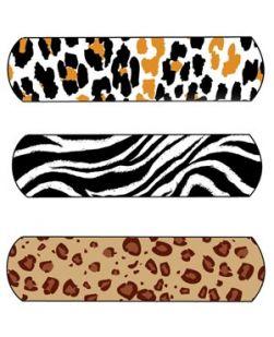 Safari Bandage, ¾ x 3, 100/bx, 12 bx/cs