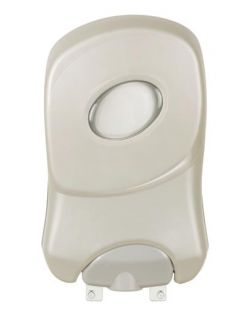 DUO Touch Free Universal Dispenser, Pearl, 1.25 Liter, 3/cs