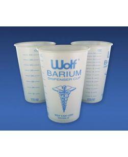 Barium Paper Cup, 10,000/bx