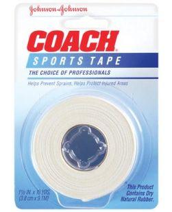 Coach® Porous Tape, 1½ x 15 yds, 32/cs (026353)