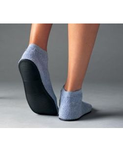 Adult Slippers, Size 11-12, Blue, 48/cs