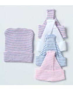 Baby Boggan Material, Multi-Stripe Material, Bulk, 6 rl/cs