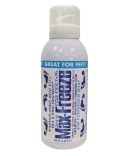 Max-Freeze Spray, 4 oz, 3/pk, 4 pk/cs