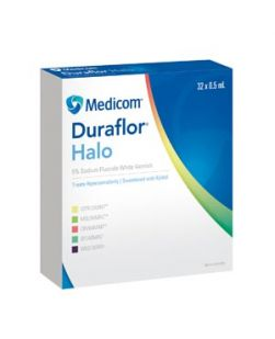 Sodium Fluroide Varnish, MelonMint, 0.5mL Unit Dose, 32/bx (Not Available for sale into Canada)