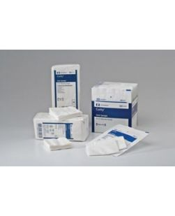 Cover Sponge, Non-Sterile, Bulk, 3 x 3, 100/bg, 40 bg/cs (Continental US Only)
