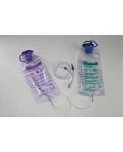 Accessories: 500mL Pump Set, 30/cs (Continental US Only)