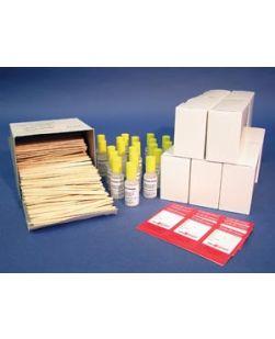 ColoScreen Lab 1000 Pack, 340 Triple Slides, 20 x 15mL Developer Vials, CLIA Waived, 10 bx/ctn