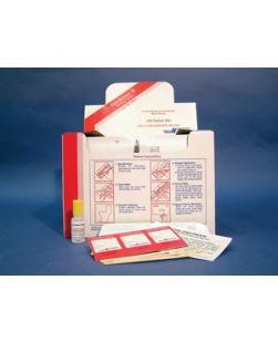 ColoScreen Office Pack, 100 Triple Unit Slides, 6 x 15mL Developers, Applicators, Envelopes, CLIA Waived, 100/bx
