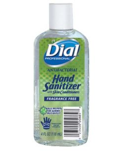 Hand Sanitizer w/ Moisturizers, Flip Top Cap, 4 oz, 24/cs (Item is considered HAZMAT and cannot ship via Air or to AK, GU, HI, PR, VI)