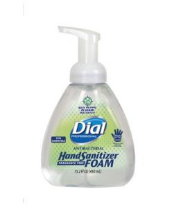 Hand Sanitizer, Foaming, 15.2 oz, 4/cs (Item is considered HAZMAT and cannot ship via Air or to AK, GU, HI, PR, VI)