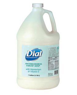 Antimicrobial Liquid Hand Soap, 1 Gallon, 4/cs