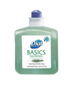 Hand Soap, Foaming, Lotion, 1 Liter Refill, 6/cs