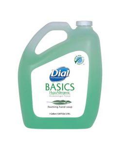 Liquid Soap, Foaming, 1 Gallon, 4/cs