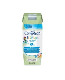 Compleat® Blenderized, Unflavored, 250mL Cans, 24/cs (144 cs/plt) (Minimum Expiry Lead is 90 days)