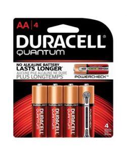 Battery, Alkaline, Size AA, 4pk, 14pk/bx, 4 bx/cs (UPC# 66217)