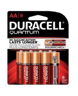 Battery, Alkaline, Size AA, 8pk, 8 pk/bx, 6bx/cs (UPC# 66225)