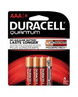 Battery, Alkaline, Size AAA, 4pk, 18pk/bx, 3 bx/cs (UPC# 66248)
