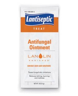 Antifungal Cream, 5g Packette, NDC# 12090-0081-6, 144/cs (To Be DISCONTINUED)