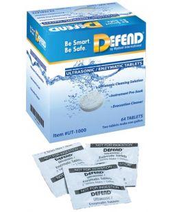 Ultrasonic/ Enzymatic Tablets, 144/bx, 12 bx/cs