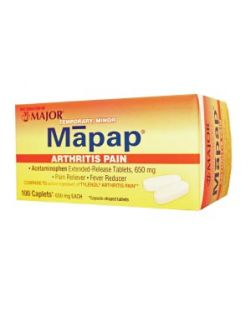 Sodium Naproxen Caplet, 24s, 6/bx (Continental US Only)