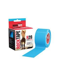 H2O Extra Sticky Kinesiology Tape, Continuous Roll, 2 x 16.4ft, Blue, Latex Free, 6 rolls/bx (Products cannot be sold on Amazon.com or any other 3rd party platform)