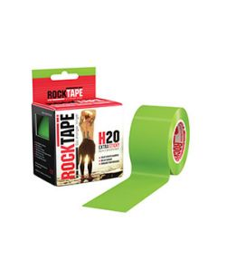 H2O Extra Sticky Kinesiology Tape, Continuous Roll, 2 x 16.4ft, Lime Green, Latex Free, 6 rolls/bx (42 bx/plt) (Products cannot be sold on Amazon.com or any other 3rd party platform)