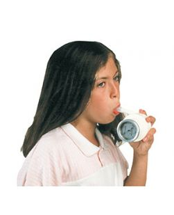 Accessories: Mouthpiece For Buhl Spirometer Disposable Plastic, 100/cs (DROP SHIP ONLY)