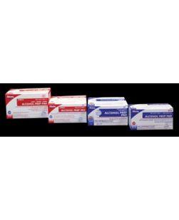 Alcohol Prep Pad Dukal® Isopropyl Alcohol, 70% Individual Packet Medium Sterile
