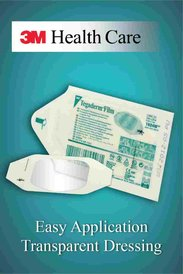 Easy Application Transparent Dressing